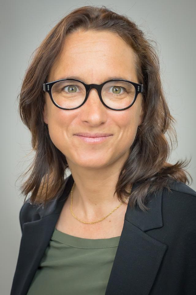 Valérie Défago Gaudin