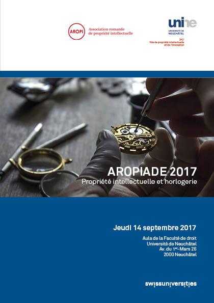 Aropiade 2017