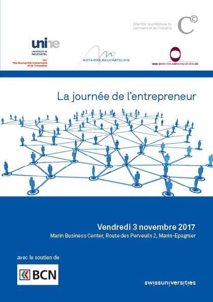 La journée de l'entrepreneur