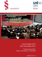 19 & 20 octobre 2012 - Deuxième édition