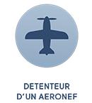 Détenteur d'un aéronef