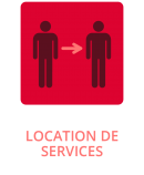 Location de services