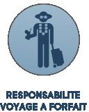 Responsabilité voyage à forfait