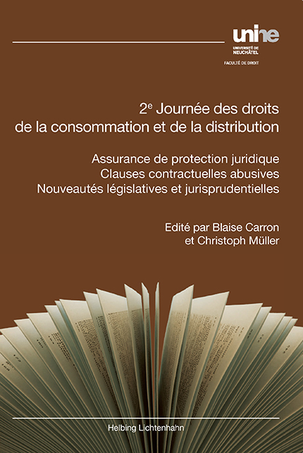 2e Journée des droits de la consommation et de la distribution