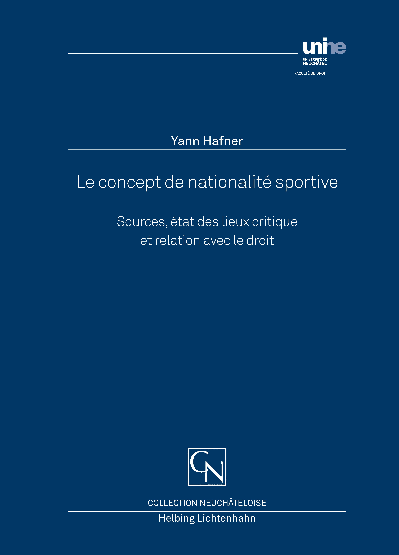 Le concept de nationalité sportive