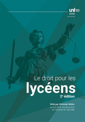 Le droit pour les lycéens - 2e édition