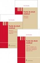 Traité de droit médical (Vol l–lll)