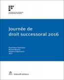 Journée de droit successoral 2016